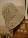 麻の帽子2